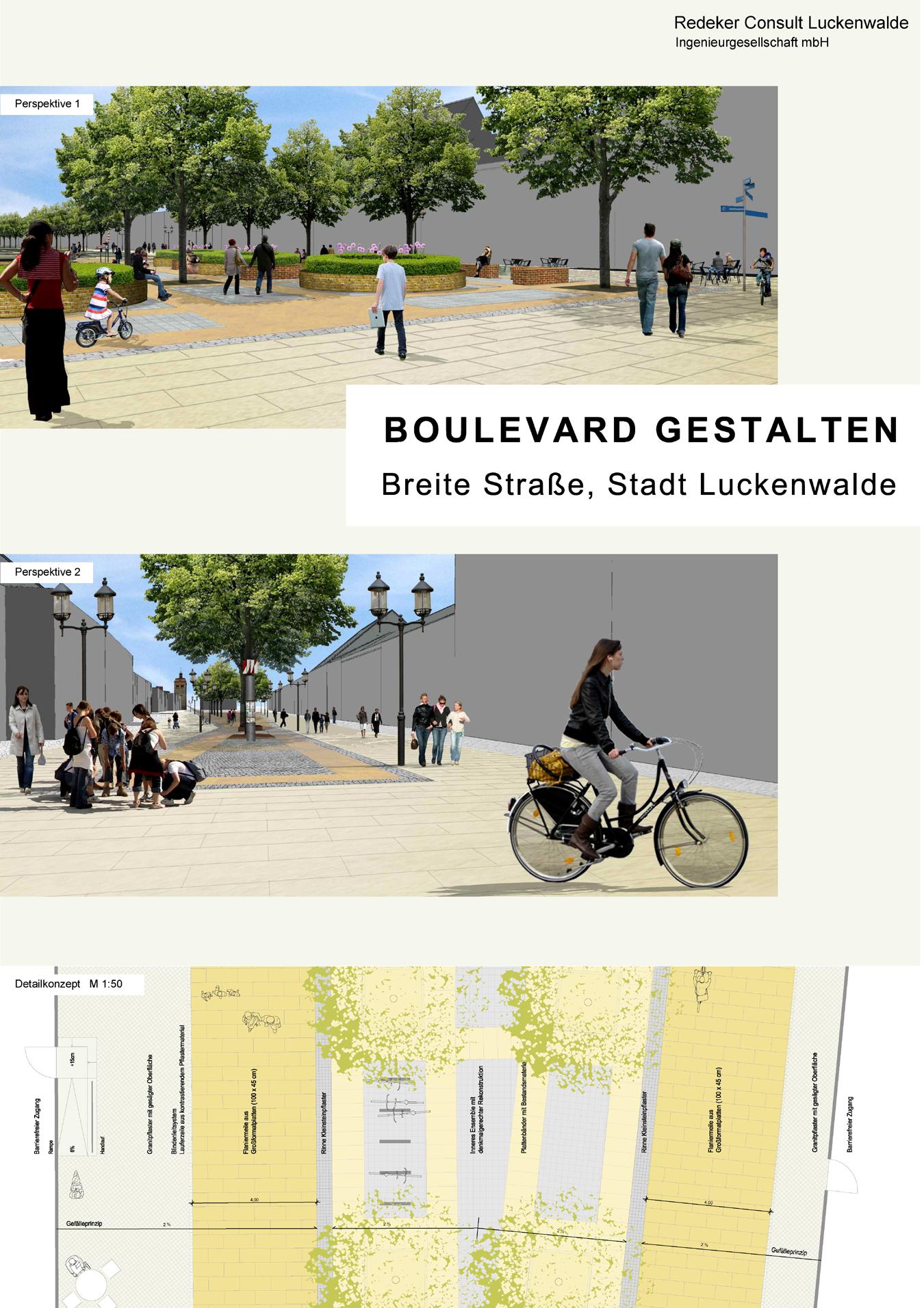Luckenwalde Boulevard Blatt2